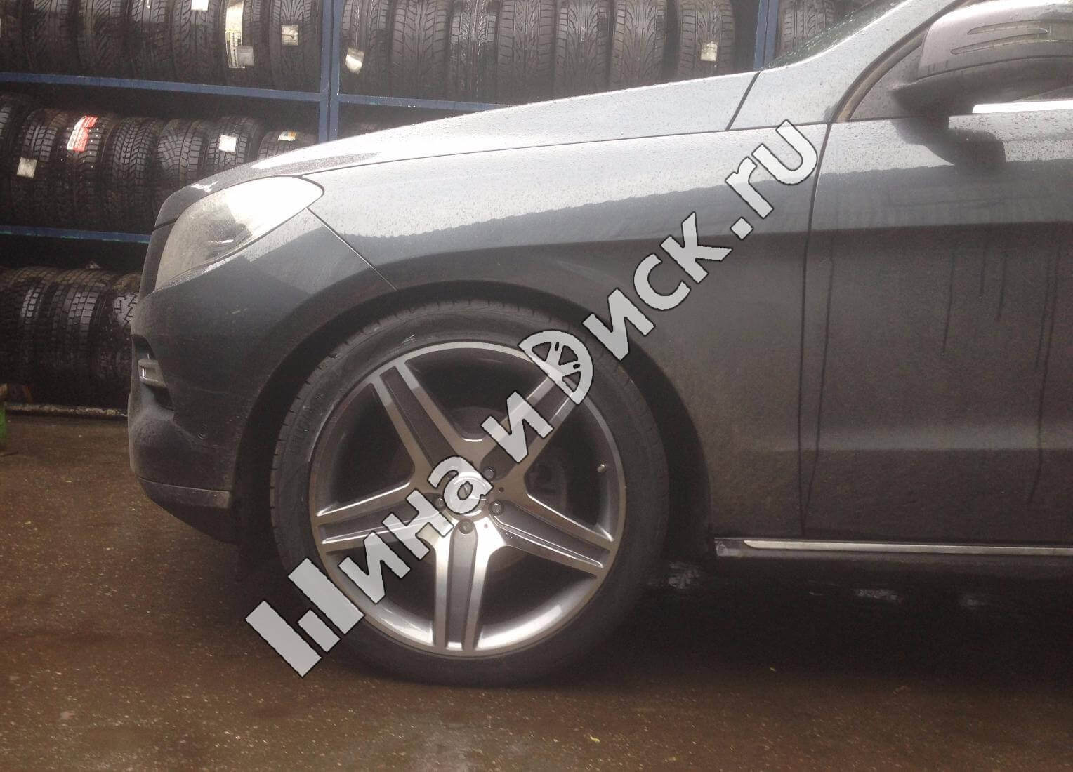 Диски для Mercedes ML,GL R21
